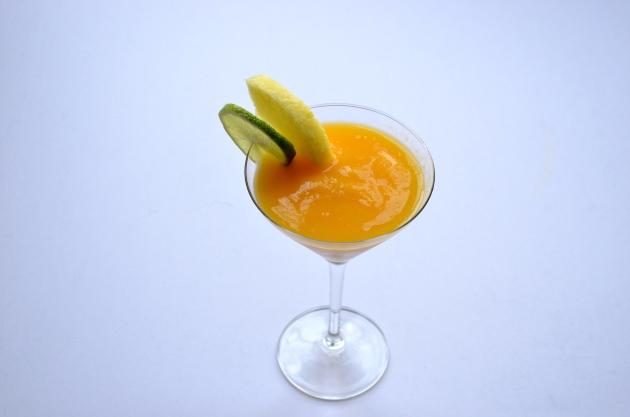 Mango pineapple margarita