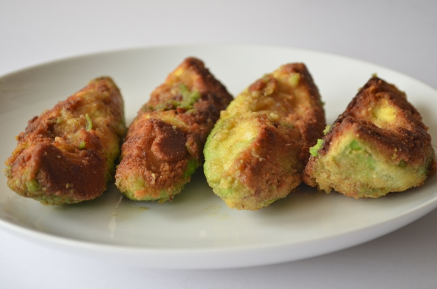 Paleo fried avocado