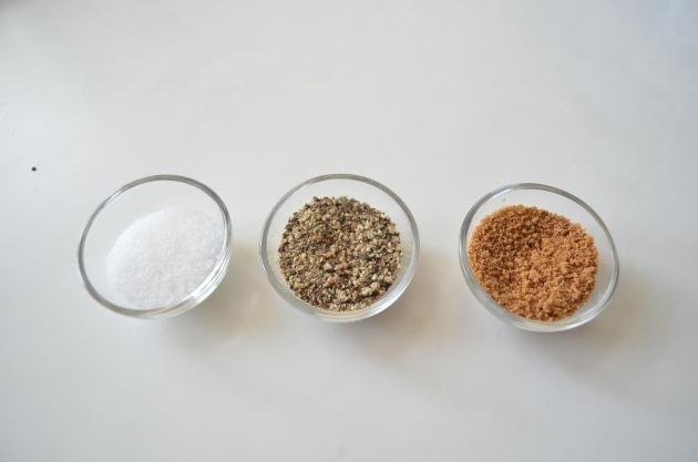 Ribs seasoning mixture